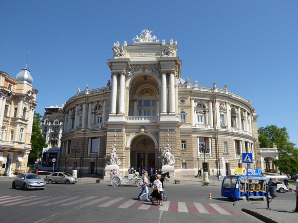 Odessa Opera and Ballet Theater